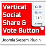 Vertical-Social-Share-and-Vote-Button