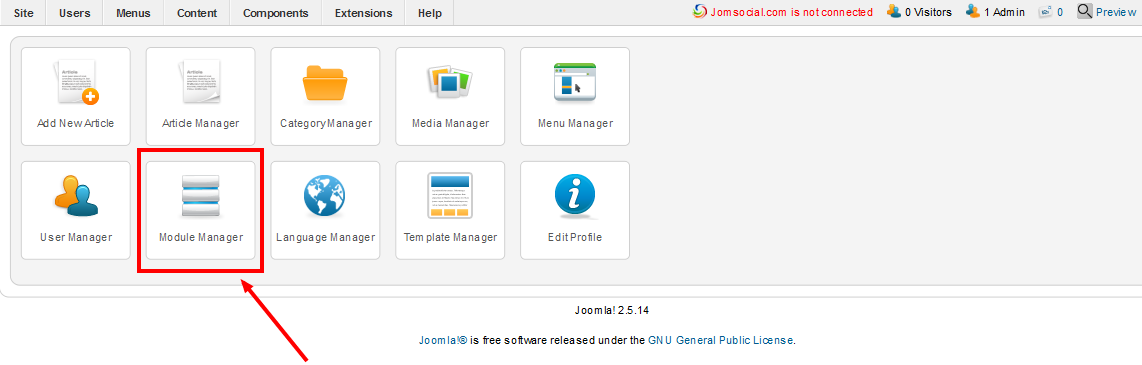 Codeboxr Joomla2.5 Demo Site - Administration - Control Panel 2013-10-21 14-55-45