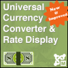 currency converter and rate display module for joomla