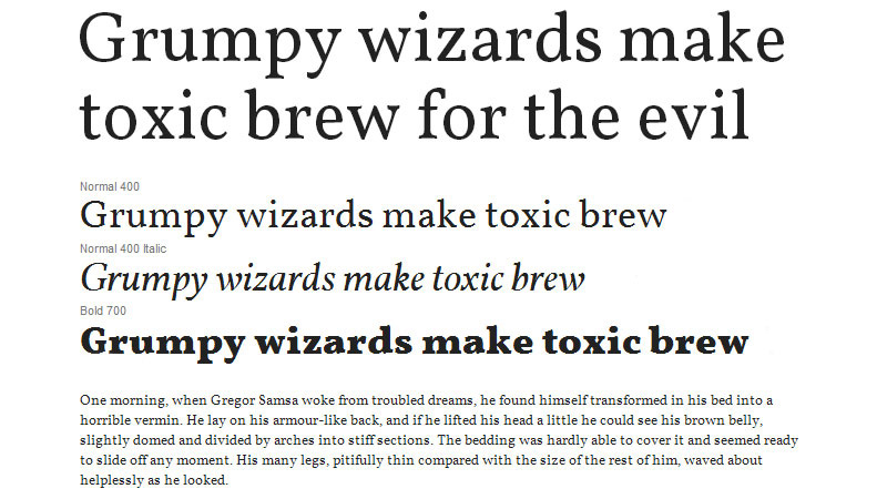 Beautiful google fonts for your website codeboxr