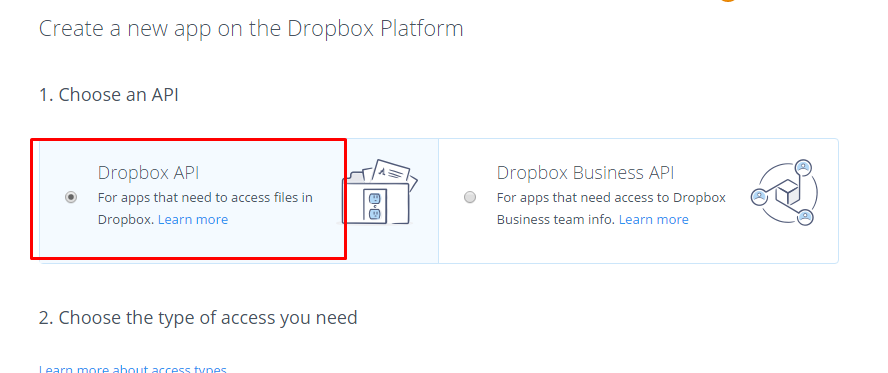 How to Create Dropbox App | Codeboxr