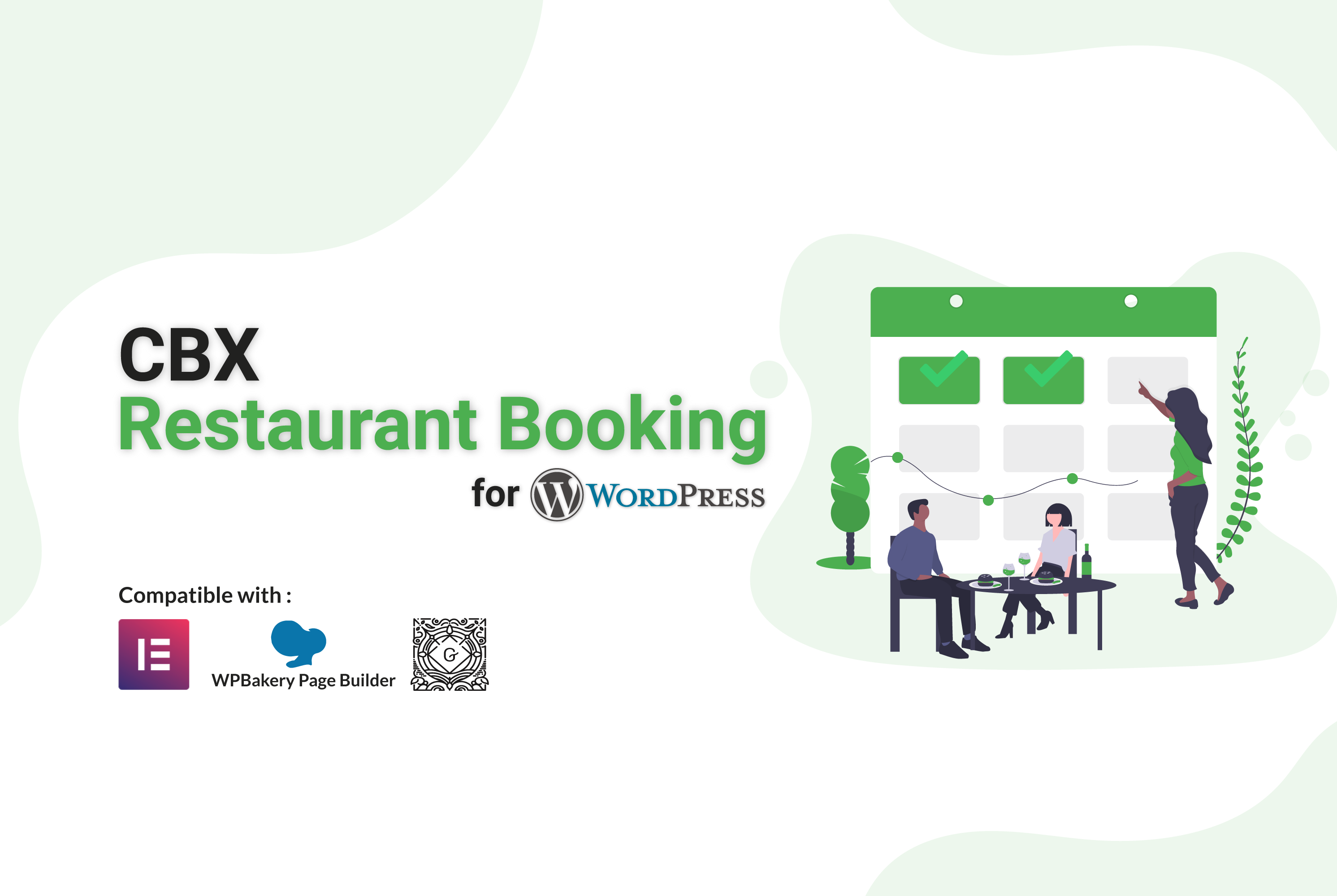 CBX Restaurant Booking for WordPress