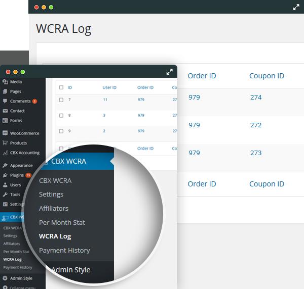 WCRA-Log Management