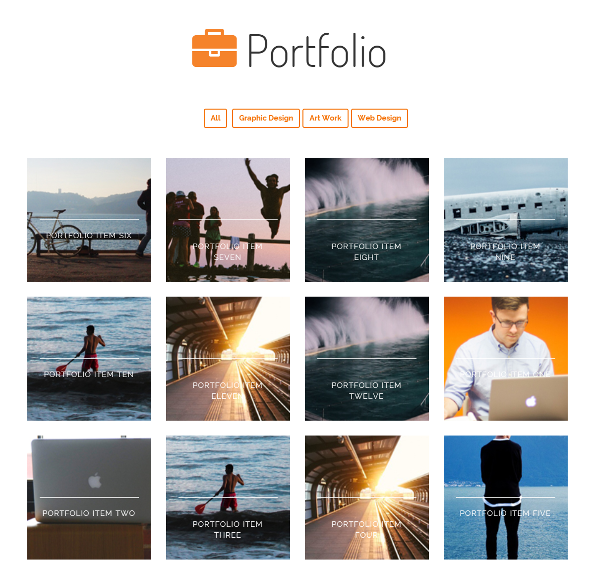 article portfolio joomla