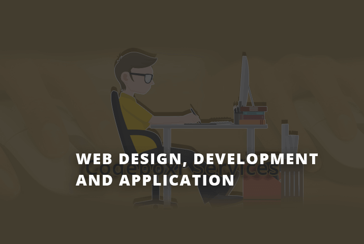 Web Design, Development and Application