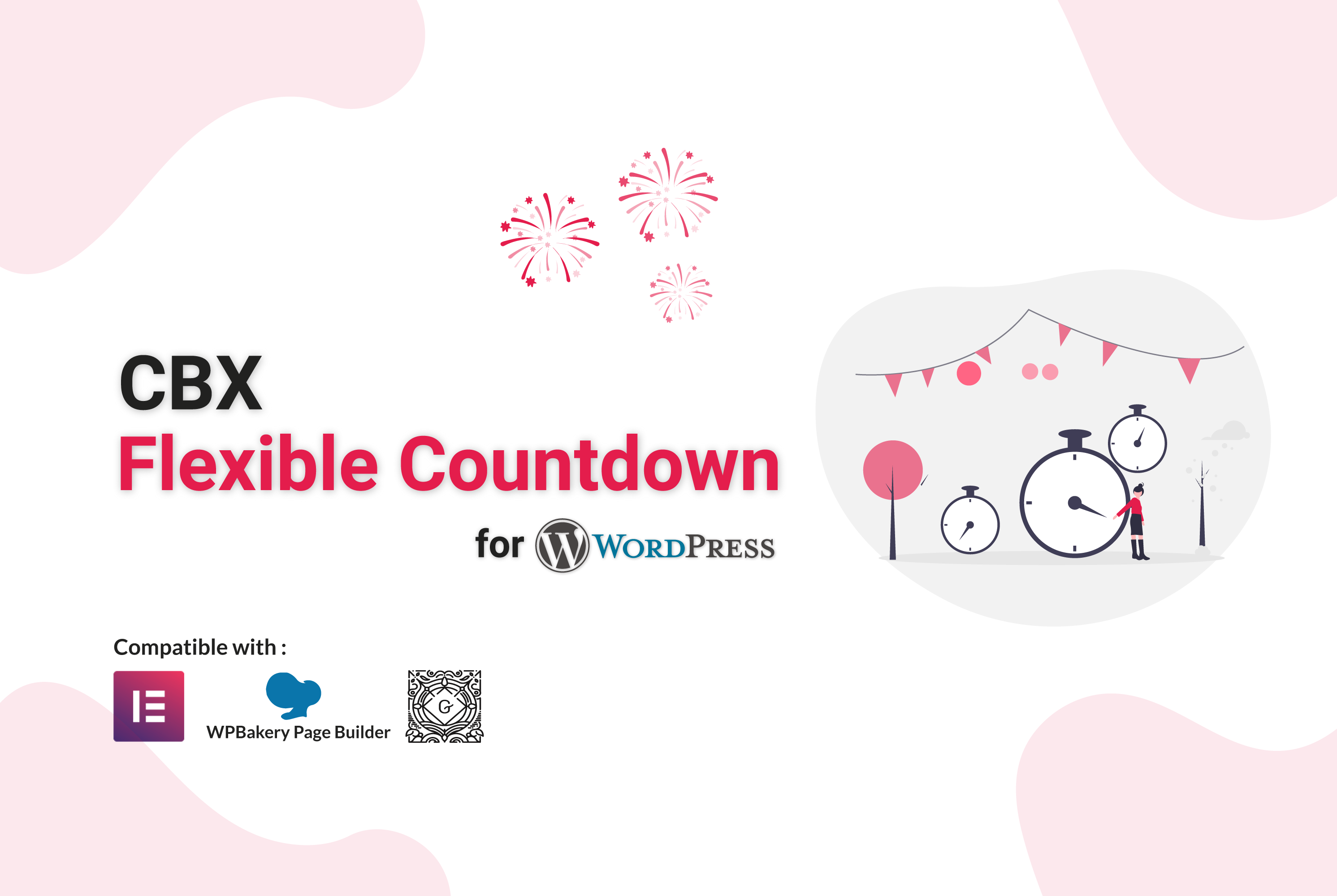 CBX Flexible Event Countdown for WordPress