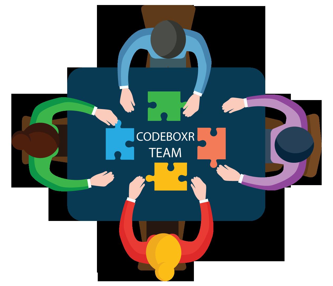 Joomla Team work