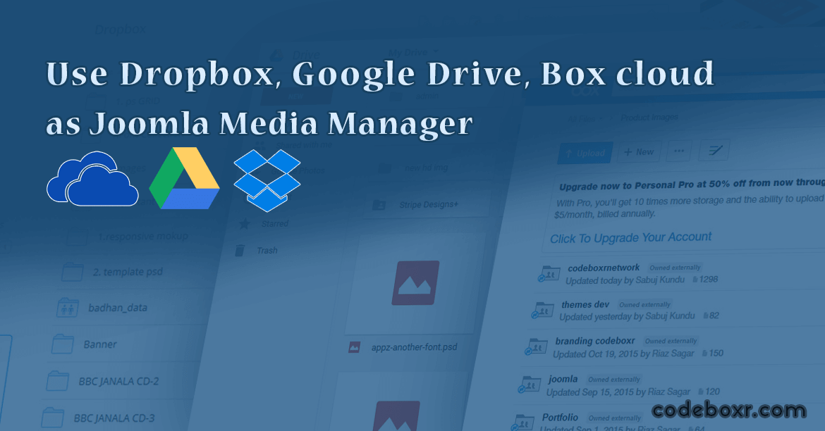 how to use google dropbox