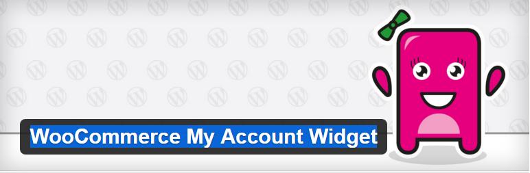 ooCommerce My Account Widget