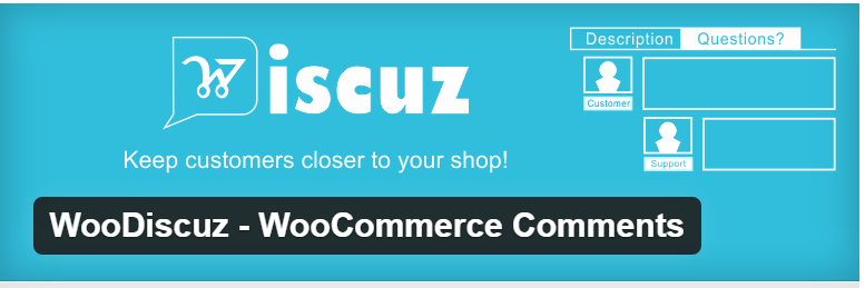 ooDiscuz - WooCommerce Comments