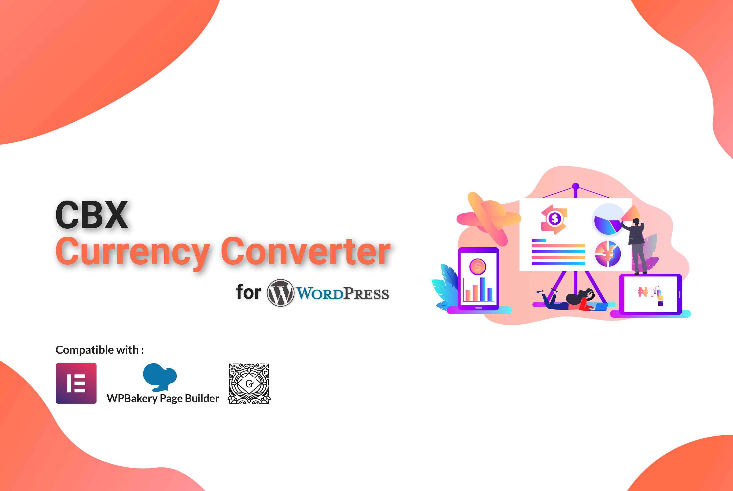 cbx currency converter for WordPress