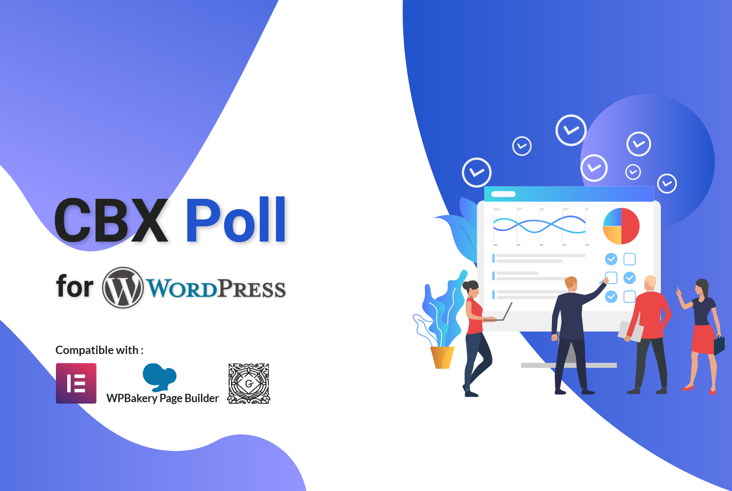 CBX Poll – Poll System for WordPress
