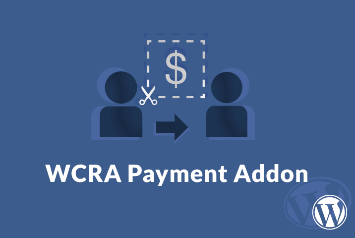 WCRA Payment Addon