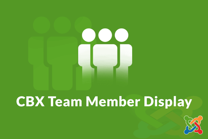 cbx team member display for joomla