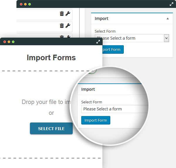 CBX Forms - Import & Export